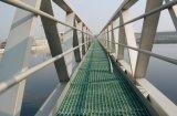 Resistencia a la corrosión para drenaje rejilla moldeada de FRP