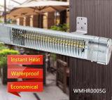 Dispositivo de calefacción eléctrica calentador infrarrojo para leer en estudio