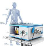 Het Instrument van de Therapie van de Drukgolf van Extracorporeal van de Apparatuur van de fysiotherapie