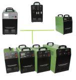 sistema di energia solare 7ah~12ah per l'alimentazione elettrica