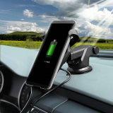 Mejor gravedad rápido coche cargador inalámbrico para teléfonos móviles soporte fabricante OEM