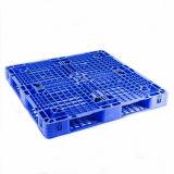 Palete industrial de base unidirecional para cargas e armazenamento