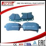 Zapatas de freno superiores del coche de la fibra del carbón de la venta para Toyota Nissan Mazda