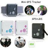 Eben konzipierter beweglicher GPS-Verfolger mit PAS-Taste (V16)