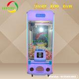 Neues Förderung-Mall-Spielzeug-Geschenk-Prize Greifer-Kran-Verkauf-Säulengang-Spiel-Maschine für Kinder