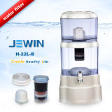 22L Mineral Water Pot/Water Filter/Water Dispenser (H-22L-B)