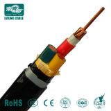 Kabel van de ElektroMacht van de Schede 3*2.5mm2 van pvc van Zr Yjv de XLPE Geïsoleerdee voor Bouw