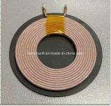 チーTx-A10の無線充電器のコイルの銅のコイル