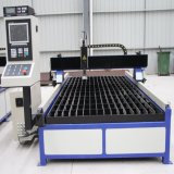 Machine de découpage bon marché de gaz de flamme de plasma de commande numérique par ordinateur de modèle de Tableau de prix bas économique