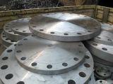 ASTM A182 F 316Lのステンレス鋼はBridasフランジを付けたようになる