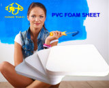 Folha branca da espuma do PVC para a impressão 1-5mm