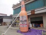 Replica gonfiabile della bottiglia di promozione/replica gonfiabile della bottiglia