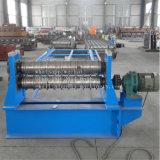 Metall, das Lina-und Metallblatt-aufschlitzende Maschine aufschlitzt