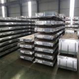 Material para techos del metal de Galvnaized/azotea de acero del color, hoja acanalada del material para techos