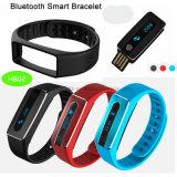 심박수 모니터 (HB02)를 가진 Bluetooth 가장 새로운 지능적인 팔찌