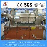 Microplaquetas de batata profundas contínuas da frigideira da venda direta da fábrica que fritam a máquina
