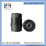 Filtro diesel plástico para el filtro de combustible de las imágenes dobles por la lámina FF42000