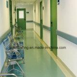 Blad van de Vloer Flooring/PVC van het ziekenhuis het Vinyl Vinyl in Broodjes