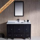 安いカシ木浴室の家具のキャビネット