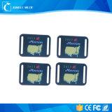 Wristbands партии ткани UHF ISO 18000-6c RFID сплетенные Wristbands для партии
