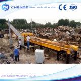 Большая емкость промышленных Гидравлическая дробилка для древесных отходов барабана для продажи (в соответствии с ISO CE)
