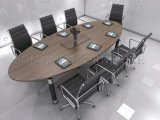 قشرة شعبيّة خشبيّة يتيح تجهيز مكتب [ميتينغ رووم] طاولة ([سز-مت101])