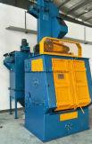 Q32 гусеничные тип кадра Balsting очистки машины, дробеструйная очистка машины