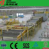 Chaîne de production de plaque de plâtre de gypse de la diverse capacité