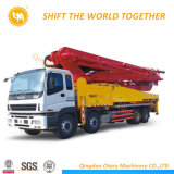 판매를 위한 25m 콘크리트 붐 펌프 트럭