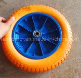 Heißes Verkauf PU-Schaumgummi-Rad (13 '' x3) verwendet für Eber