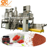 Continuous Automatic Fart Food Extrudering Line
