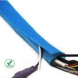 RoHS Flexible Cord Management Sleeve con Hook Loop