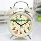 La alta calidad Vintage clásico Mini reloj despertador de metal