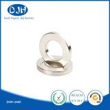 Kleines permanentes magnetisches Großhandelsmaterial gesinterter Ring-Magnet