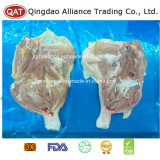 Perna de frango Halal congelados picar para exportar