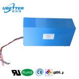 paquete recargable de la batería LiFePO4 de 12.8V 3.2ah para la E-Bici