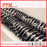 Conical Twin Screw and Barrel for PVC Profile