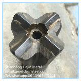 鉱山の石の六角形の穴の棒鋼/Hex鋼鉄空の棒