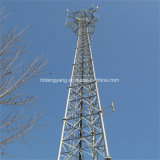 3-Leg мачты антенны Телекоммуникационная башня
