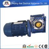 Motor elétrico medíocre do torque elevado com engrenagem de sem-fim