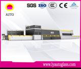 Horno de temple de cristal curvado certificado del Ce y maquinaria de cristal de doblez