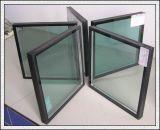 Vidro isolado usado para a divisória do escritório com certificação do Ce