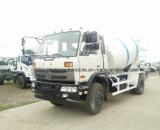 5개의 M3 시멘트 믹서 트럭 6 바퀴 최신 판매 교반기 트럭