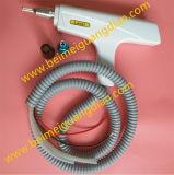 Professional ND YAG Laser pega para uma tatuagem sobrancelha Extracção Máquina com 532 1064 Tratamento Boneca Preta
