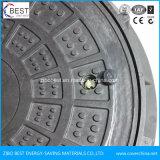 Pt124 C250 composto de alta qualidade Contador de água com dobradiças da tampa de inspeção