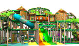 Cheer Amusement Jungle Themed Outdoor Playground