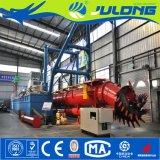 Земснаряд всасывания резца дюймов Inches-20 Julong 6 гидровлический