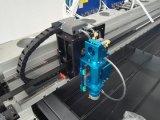 Papier-beweglicher Laser-ScherblockEngraver des Gewebe-80W 1290X900mm
