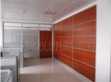 천장 사무실 목제 분배자 벽 분할 (SZ-WS566)에 현대 지면