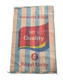 Matériau recyclable des couleurs vives PP Sac tissé le commerce de gros